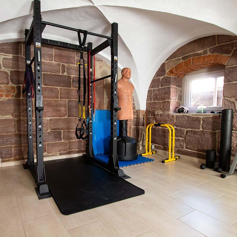 Fitness Gewoelbe